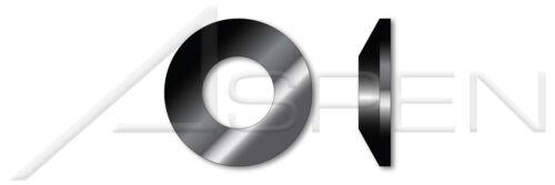 OD=50mm 10 pcs ID=25.4mm THK=2.5mm DIN 2093 Disc Springs Steel Black
