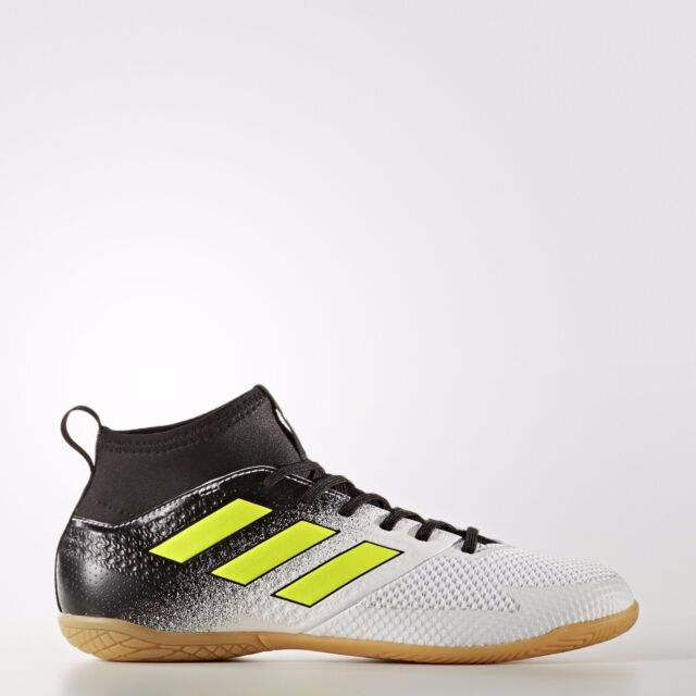 finest selection b8513 e1bd0 NEW BOYS YOUTH ADIDAS ACE TANGO 17.3 IN J SOCCER SHOES CG3711-SIZE 3.5