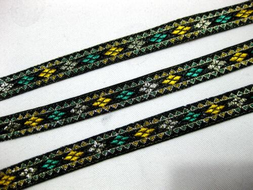 0,75€ pro Meter 2 Meter Borte in verschiedenen Farben 12mm breit B7