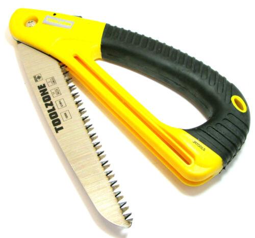 Quality Folding Pruning Saw// Hand Saw New  GD098  Gardening  Etc