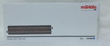 Märklin 10 x 24188 C rail rechte rails 188 mm volledig nieuw in doos