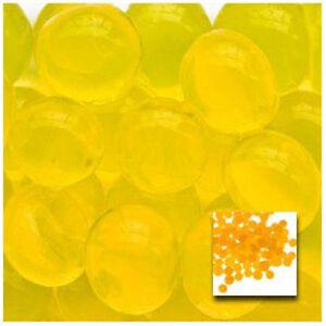 1lb Vase Filler - Yellow Water Storing Gel 1 Pound Makes 12 Gallons