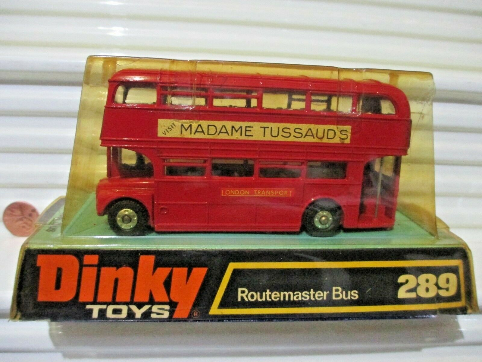 de moda Dinky Dinky Dinky Juguetes  289 1974 Routemaster City Bus  visita Madame Tussaud's  como nuevo en caja  Los mejores precios y los estilos más frescos.