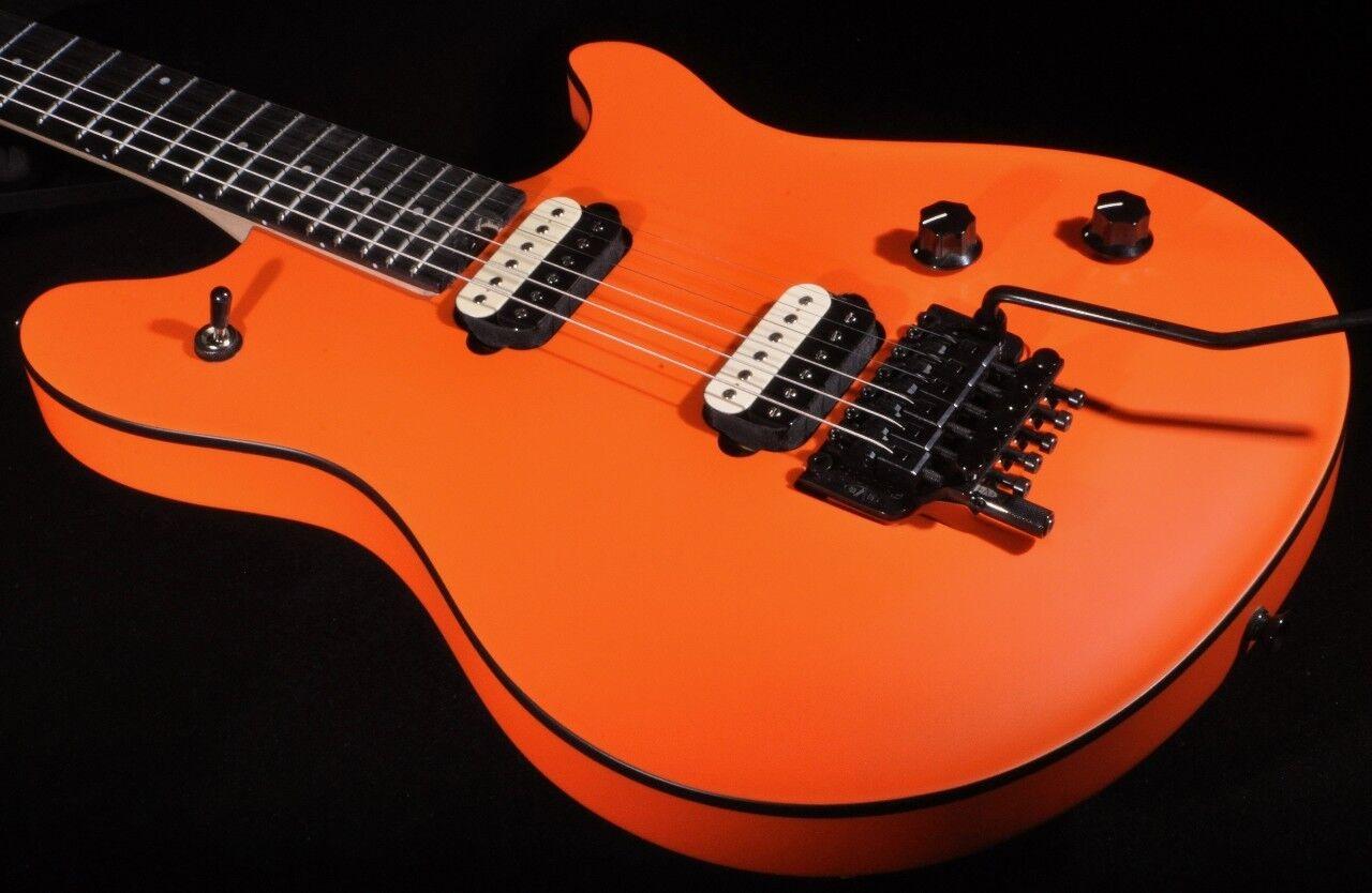 EVH Wolfgang Special Guitar Orange Crush Ebony Fretboard