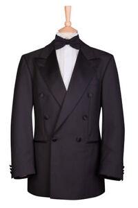 Tux da nera da Cravatta 70 di smoking Giacca doppio da smoking petto sconto uomo 8FwTq8vHx