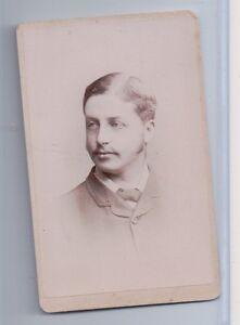 Vintage-CDV-Mr-Miller-Sept-1883-Godfey-Allen-Photo-Clifton-Bristol