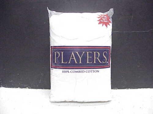 2 BIG Men/'s Cotton Players Crew-Neck Tee Shirts 9X//10X 78-80