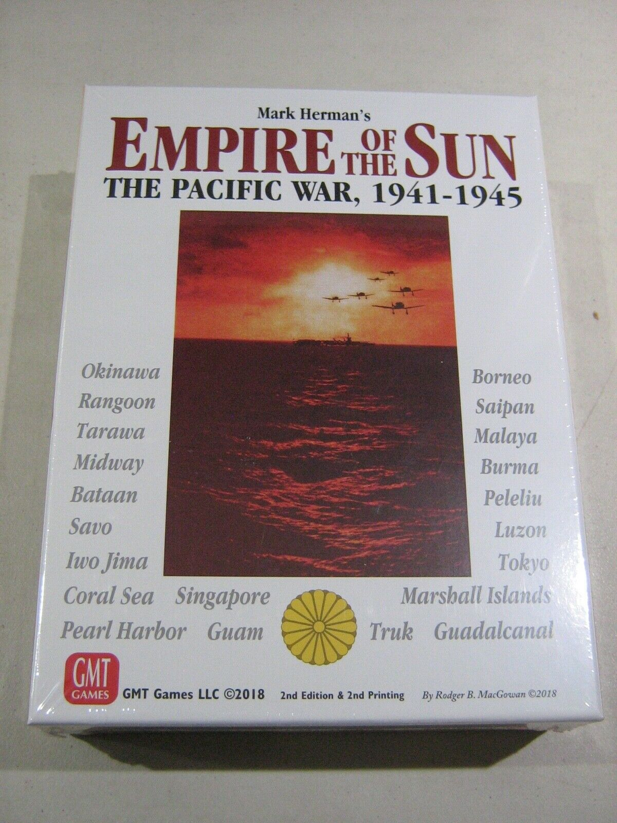 Empire of the Sun Reprint (New)