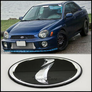 how to change wrx grill