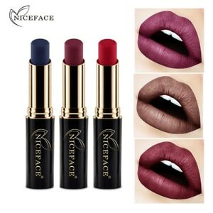 12-Colors-Long-Lasting-Matte-Metallic-Lipstick-Beauty-Makeup-Lip-Gloss-Cosmetics