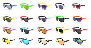 Gafas-para-sol-Para-Hombres-Damas-Unisex-Clasico-Gafas-De-Sol-Estilo-Retro-Disenador-UV400