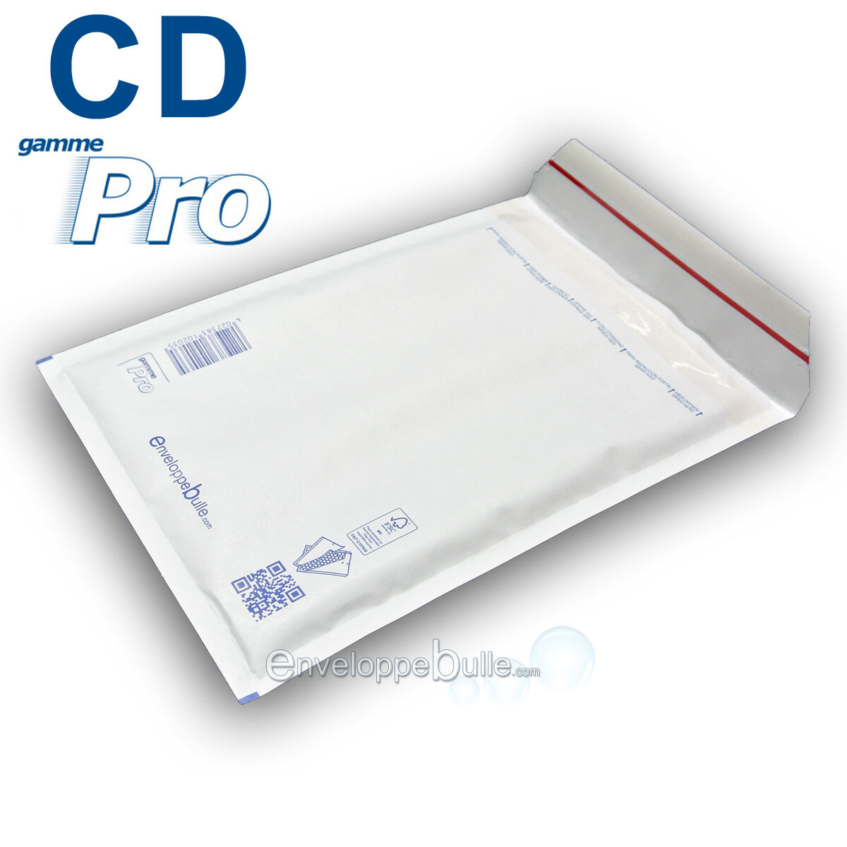 Enveloppes à bulles mm PRO CD format 145x175 mm bulles b217f0