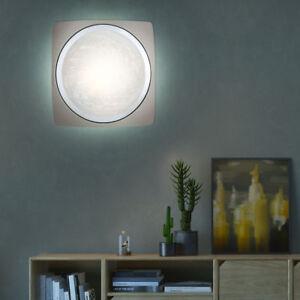 Led 5w Luminaire Mural Verre Applique Chrome Salle De Sejour De