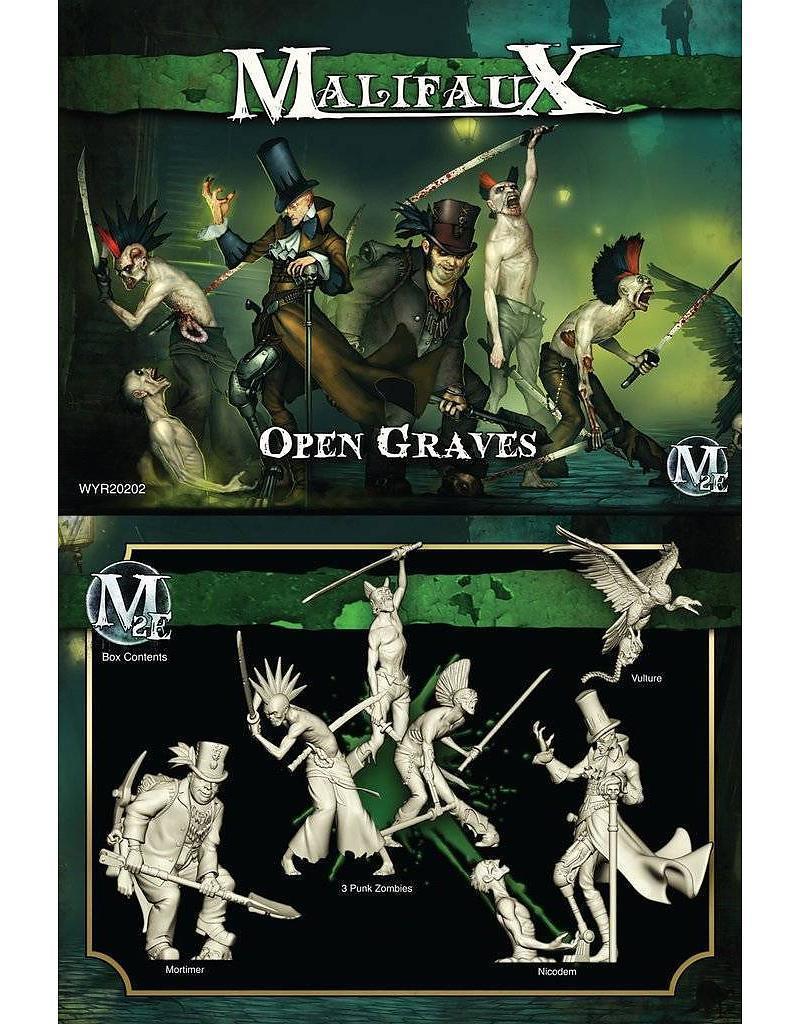 MALIFAUX - WYR20202 Open Graves Nicodem Crew Box Set