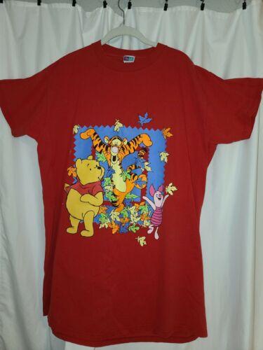 Pooh Disney Red Winnie the Pooh & Tiger Piglet Nig