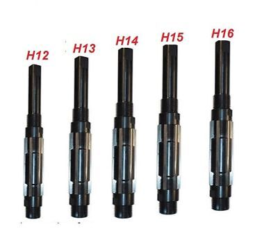 H12 Adjustable Hand Reamer  1-1//16 Inch To 1-3//16 Inch  26.98mm 30.16mm