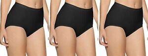 Women-Premium-Full-Briefs-Knickers-Ladies-Seamless-Control-Maxi-Breif-Pack-OF-3