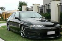 Full Super V8 Touring Conversion Bumper Bodykit For Holden Commodore Vs/vr Sedan