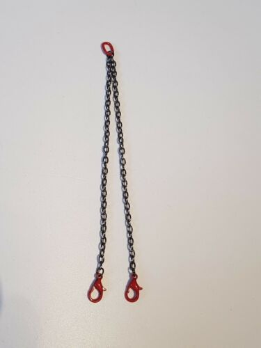 chaînes 8 cm 2er Chaînes foutu 1:50 Avec Crochet Ouverte krankette