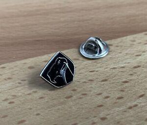 Dodge Viper Kopf Zeichen Logo Pin in schwarz