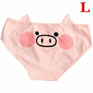 Mens Soft Breathable New Year Pigs Pink Underwear Boxer Briefs