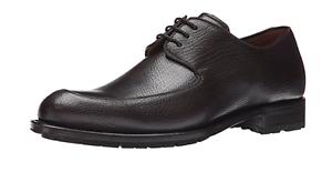 Zapatos De Vestir NIB Men's mezlan Tudela Cuero Oxford básico en marrón