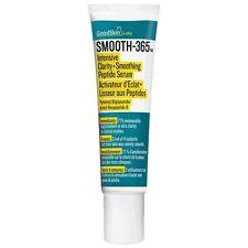 GoodSkin SMOOTH-365 Intensive Clarity + Smoothing Peptide Serum Estee NEW 1oz
