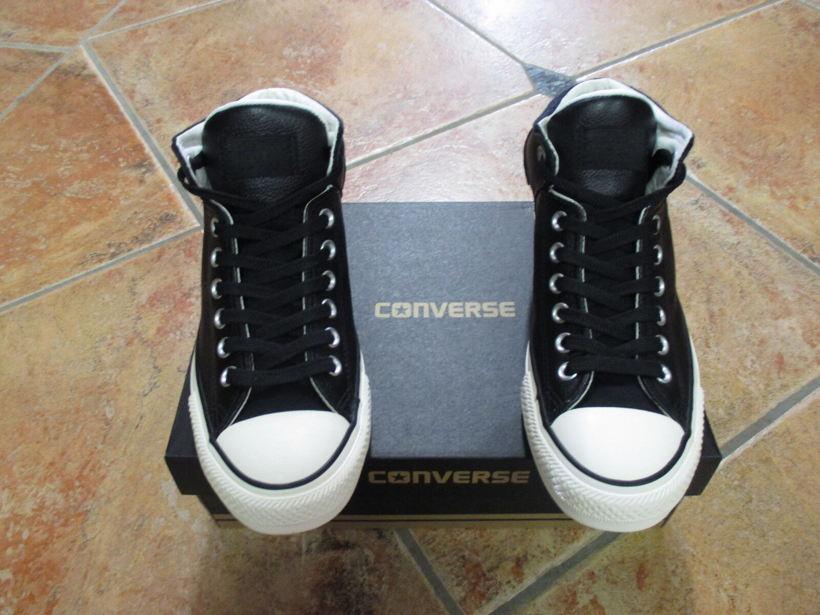 Converse Chuck Taylor All Star High Street Gr 42 Black Egret 157472C