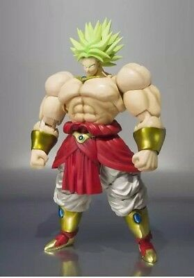 S.H. Figuarts Dragon Ball Z Brolly SDCC 2016 Exclusive Action Figure