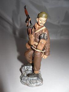Soldat / Figur / Weltkrieg / ca. 8 cm / English Command Forces / WW / Neu