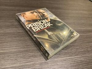 Detalles de PRISON BREAK DVD CUARTA TEMPORADA