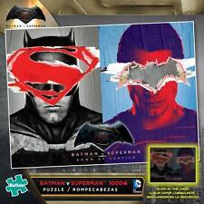 BUFFALO GAMES JIGSAW PUZZLE BATMAN V SUPERMAN 1000 PCS #11761