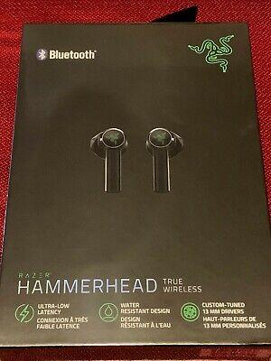 Razer Hammerhead True Wireless Earbuds Black For Sale Online Ebay