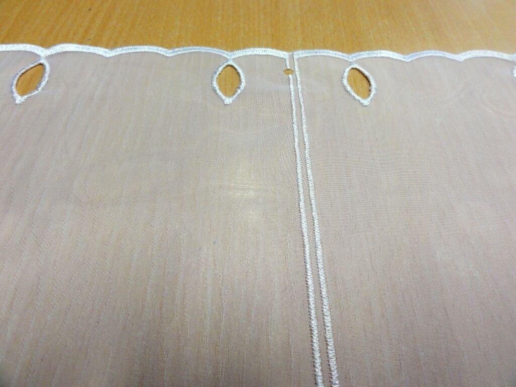 Scheibenhänger  Clip- Clip- Clip- Raffrollo Meterware Milan weiss H 170cm | Online Store  d0fe1b