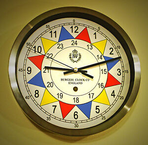 RAF Royal  Air Force Operation Room Sector Wall Clock WW2 1940 Replica - <span itemprop=availableAtOrFrom>derby, Derbyshire, United Kingdom</span> - Returns accepted - derby, Derbyshire, United Kingdom
