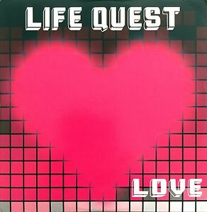 Life-Quest-CD-Single-Love-France-EX-M