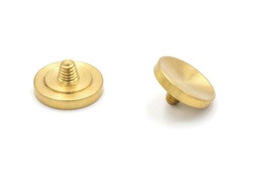 Botón disparador ergonómico Metal Dorado Para Minolta XD7 SR 7