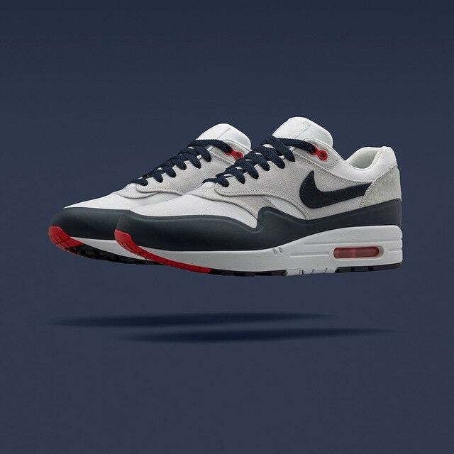 cheap for discount e8be8 ec3fd ... Nike Air Max 1 V SP TZ  Patch ...