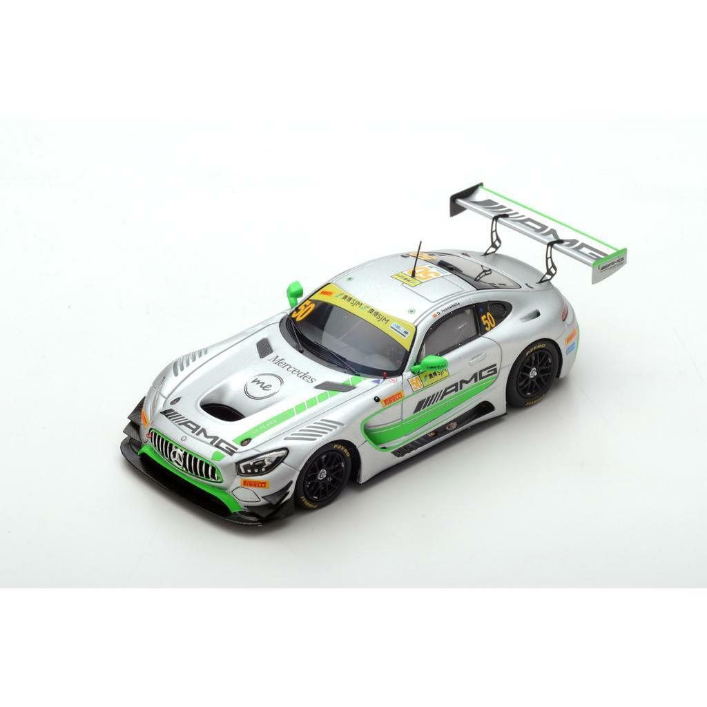 SPARK MERCEDES-AMG GT3  50 8th FIA GT World Cup Macau 2017 Juncadella SA141