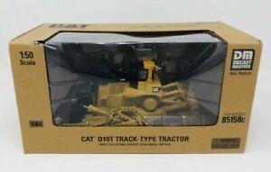 Dm85158 CAT D10t Track Type Tractor 1/50 Caterpillar Diecast Masters