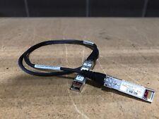 Cisco Sfp-h10gb-cu1m SFP Copper Twinax Cable Q6