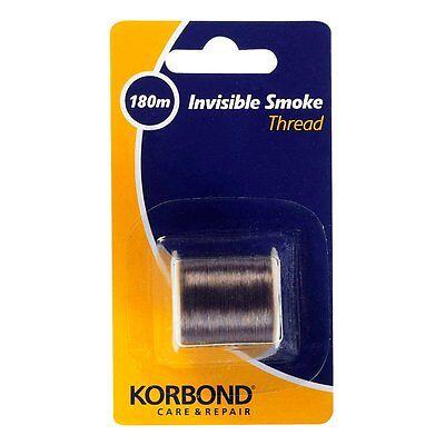 Korbond Black Hemming Tape 4.5m For Turning Up Trouser Skirt Hems Easy Iron On