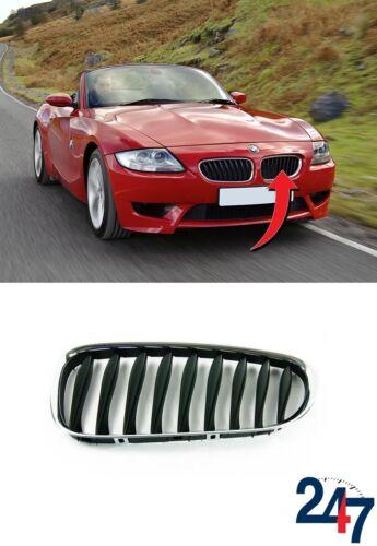 Pare-chocs avant rein Grill Gauche N//S Compatible Avec BMW Z4 Série E85 E86 03-08