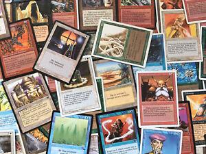 MTG Magic the Gathering alte Sammlung *nur alte karten* 1200 Stück Vintage Retro