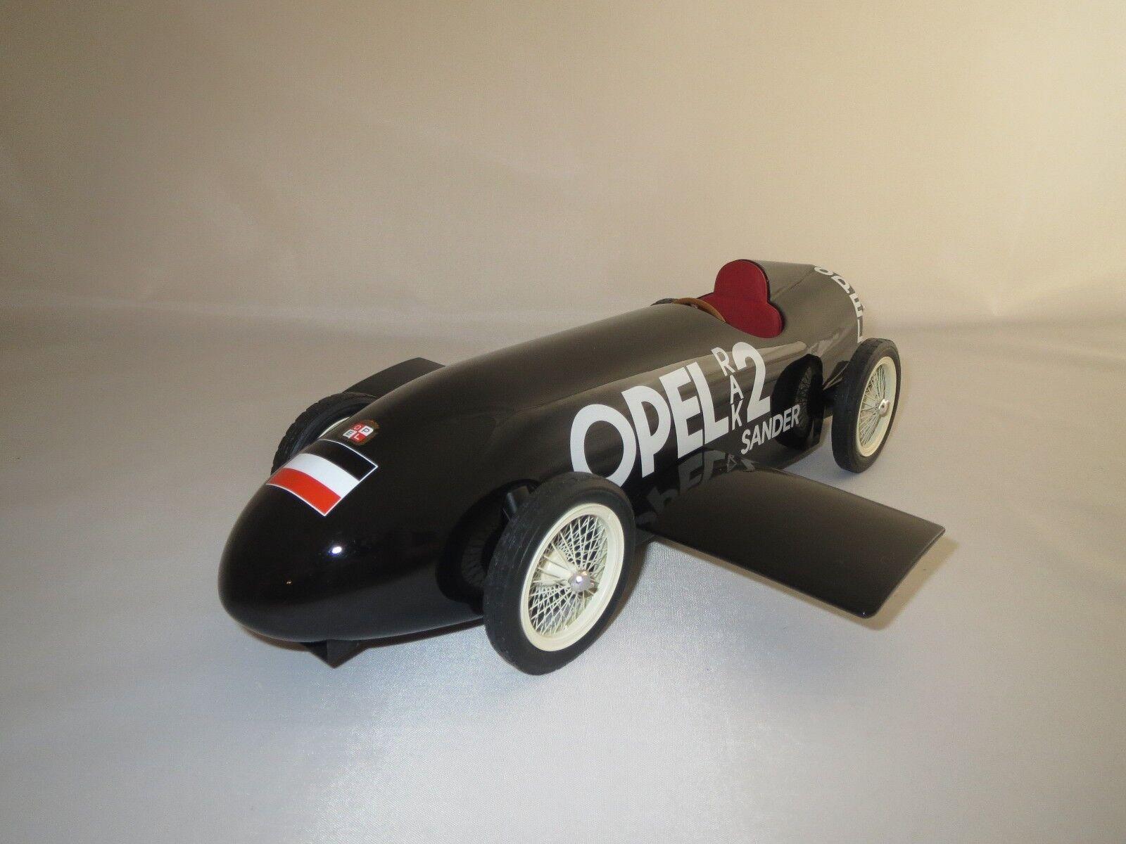 Bos Opel rak 2  1928  (nero) 1 18 sin embalaje