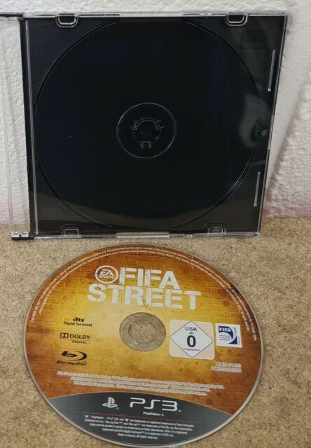 FIFA Street (SOLO DISCO Sony PlayStation 3) in buonissima condizione