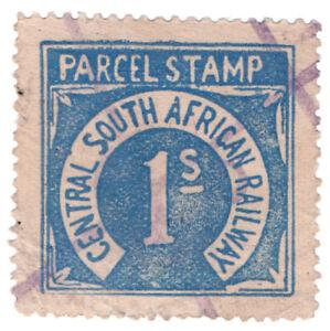 I-B-Transvaal-Railways-CSAR-Parcel-Stamp-1