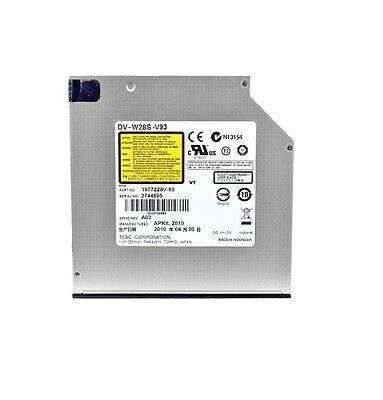 Teac DV-W28S-V93 1977229V-93 8x SATA Internal Black Slim Multi DVD±RW Drive A8
