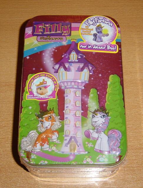 Simba Filly® Filly® Unicorn Metallbox Filly® Fortuna Einhorn,NEU!