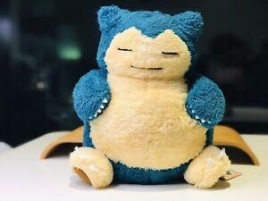 Brand-New-Fluffy-Snorlax-Kabigon-Plush-Pokemon-Center-Japan-Banpresto-Rare